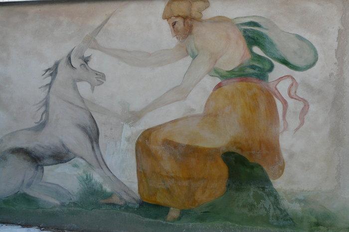 fresco-buiten
