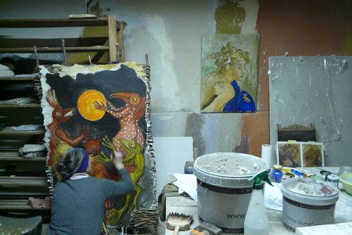 fresco-workshop-cursus