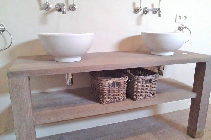 badkamer met tadelakt ideetjes voor badkamer tadelakt en. Black Bedroom Furniture Sets. Home Design Ideas