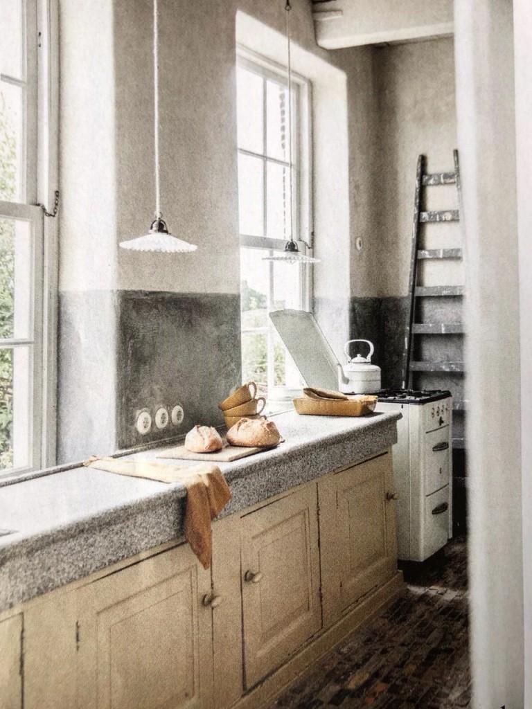 Basisleem keuken